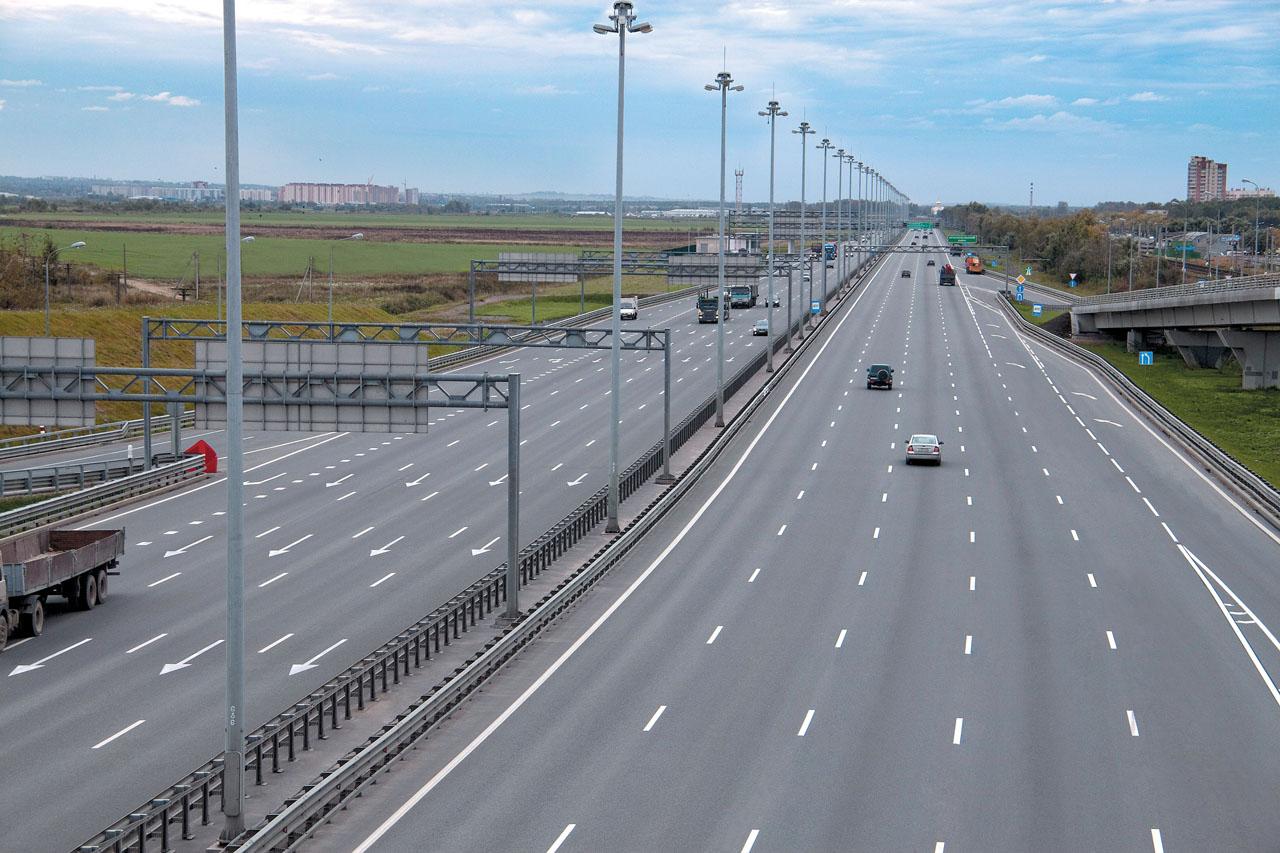Вторую кольцевую дорогу вокруг Санкт-Петербурга построят в 2024 году