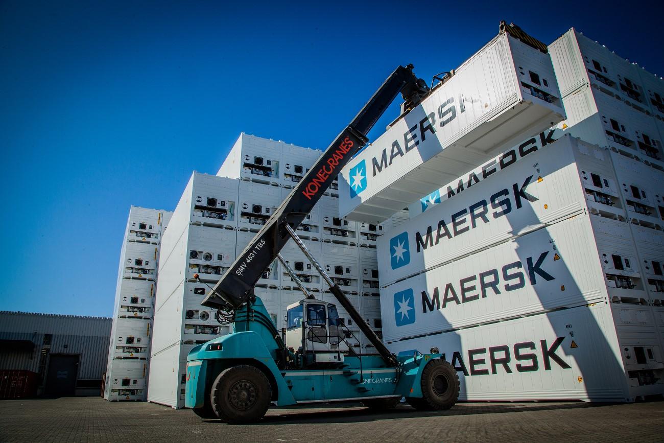 Maersk открыл новый логистический центр в северном Вьетнаме