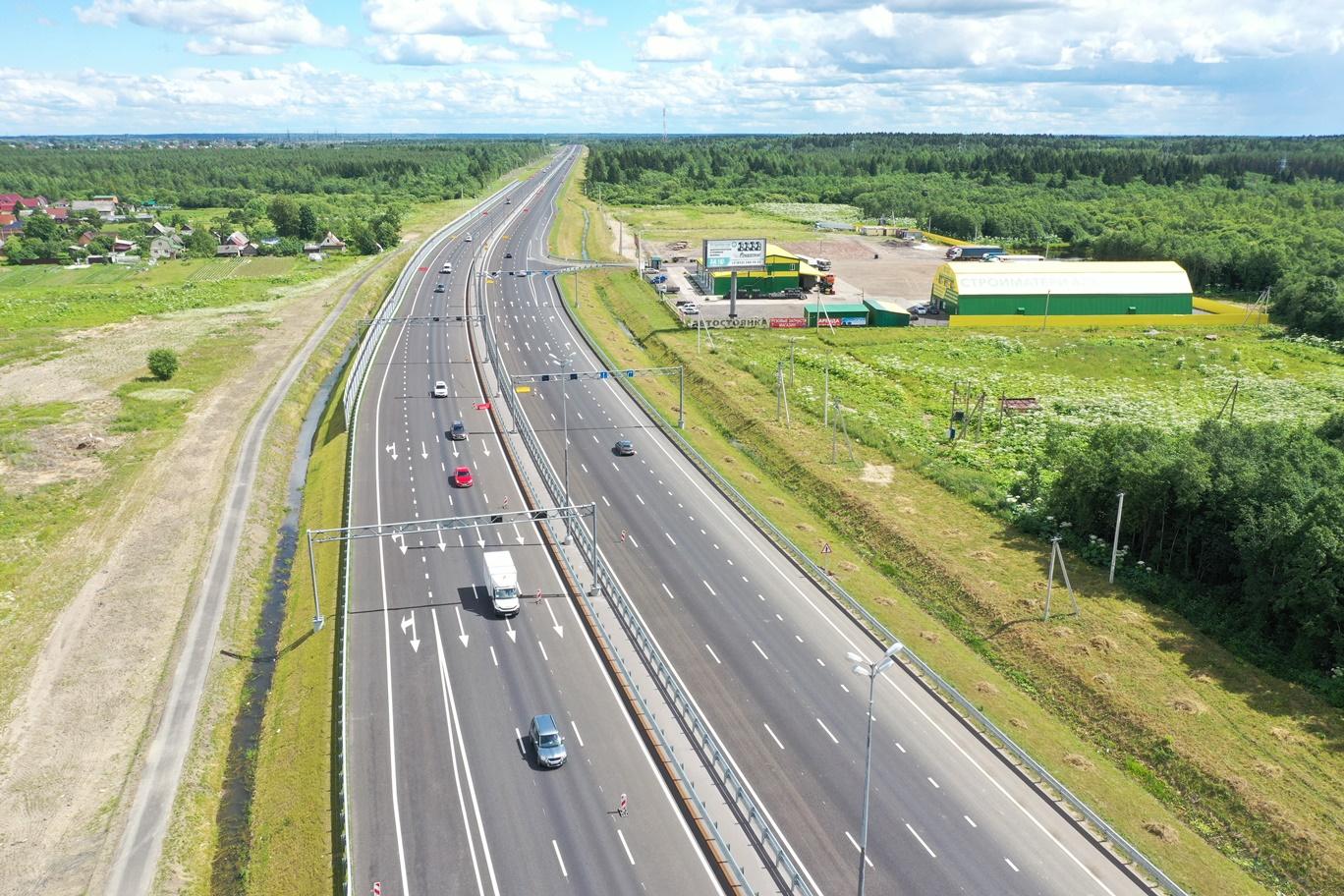 В 2020 году расширили более 190 км федеральных трасс