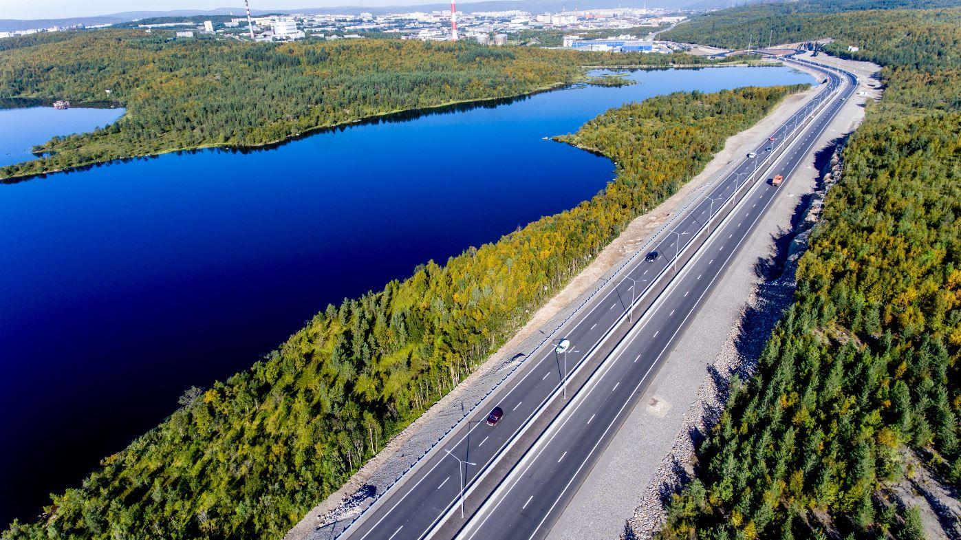 В Карелии и Мурманской области расширят около 50 км федеральных трасс