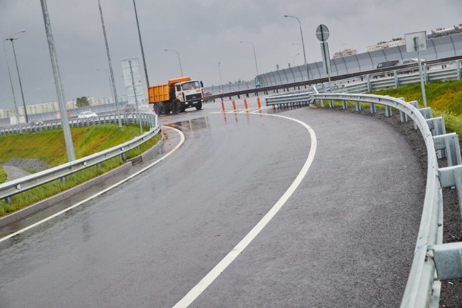 В Кудрово Ленинградской области построят новую транспортную развязку