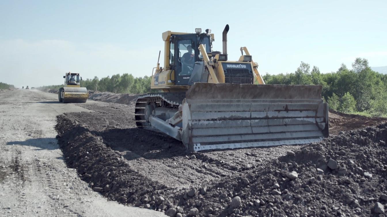 Дорогу «Петропавловск-Камчатский – Мильково» заасфальтируют в 2021 году