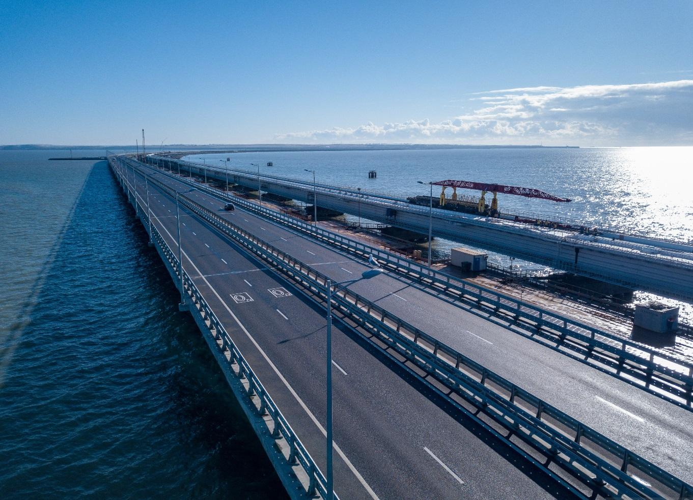 В Краснодарском крае отремонтируют альтернативные подходы к Крымскому мосту