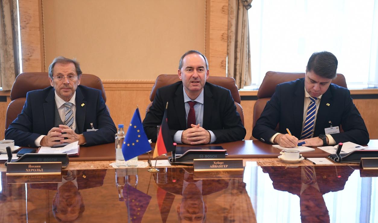 Сельхозпродукцию из Татарстана могут начать экспортировать в Баварию
