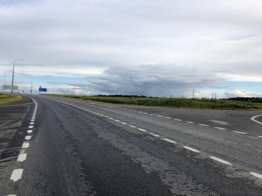 В Вологодской области полностью выполнен ремонт дорог на 2019 год