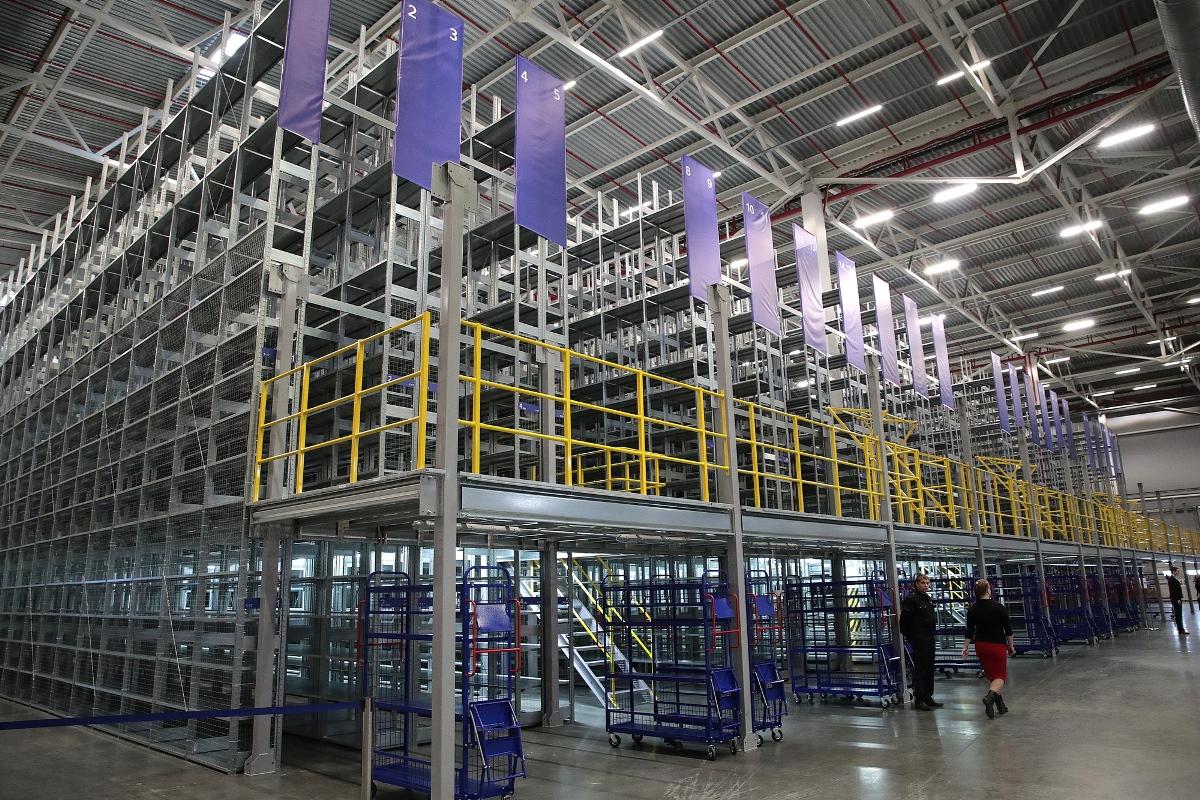 Ozon открыл производственно-логистический центр в Ростове-на-Дону