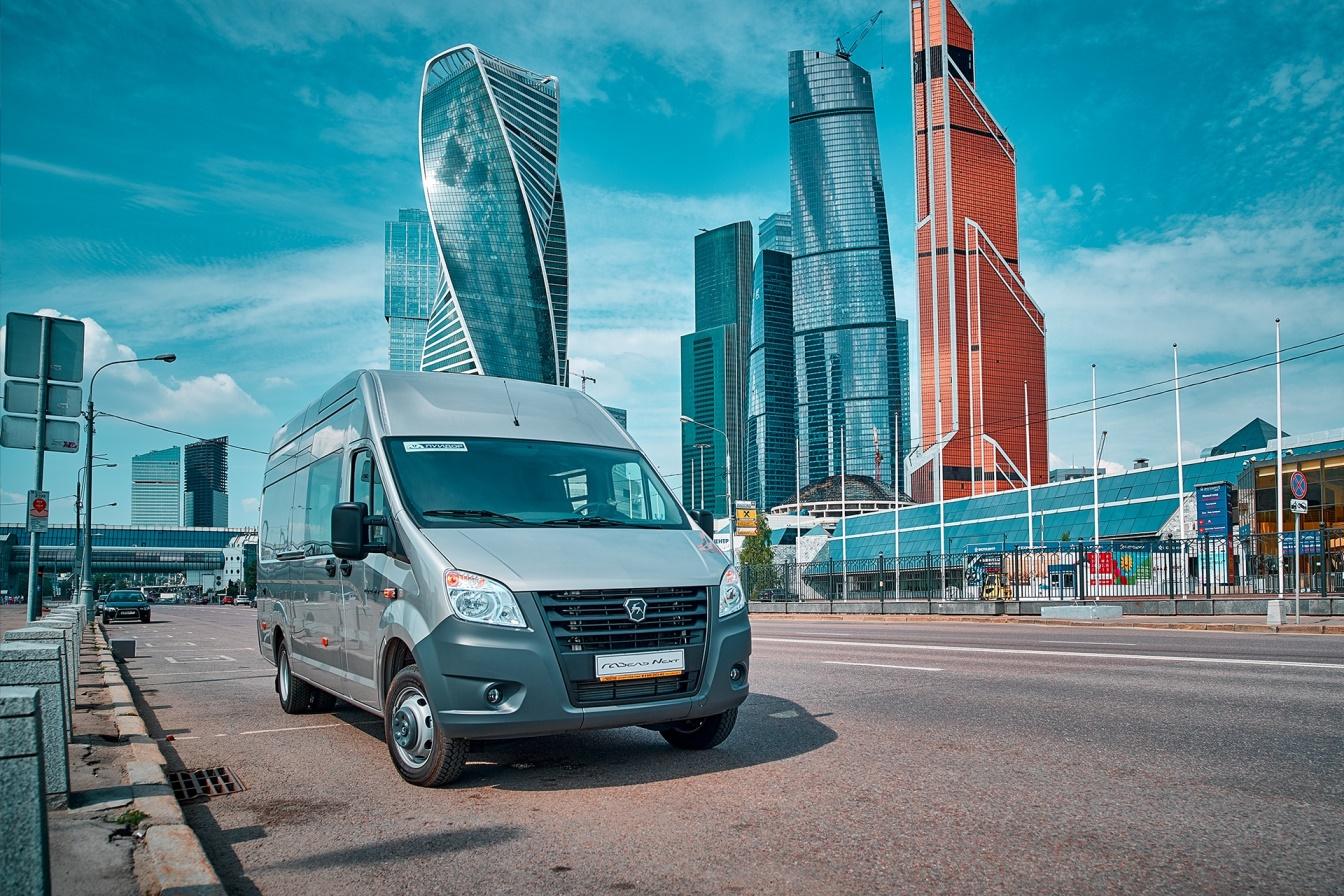 В России выполнили первую беспилотную междугороднюю грузовую перевозку