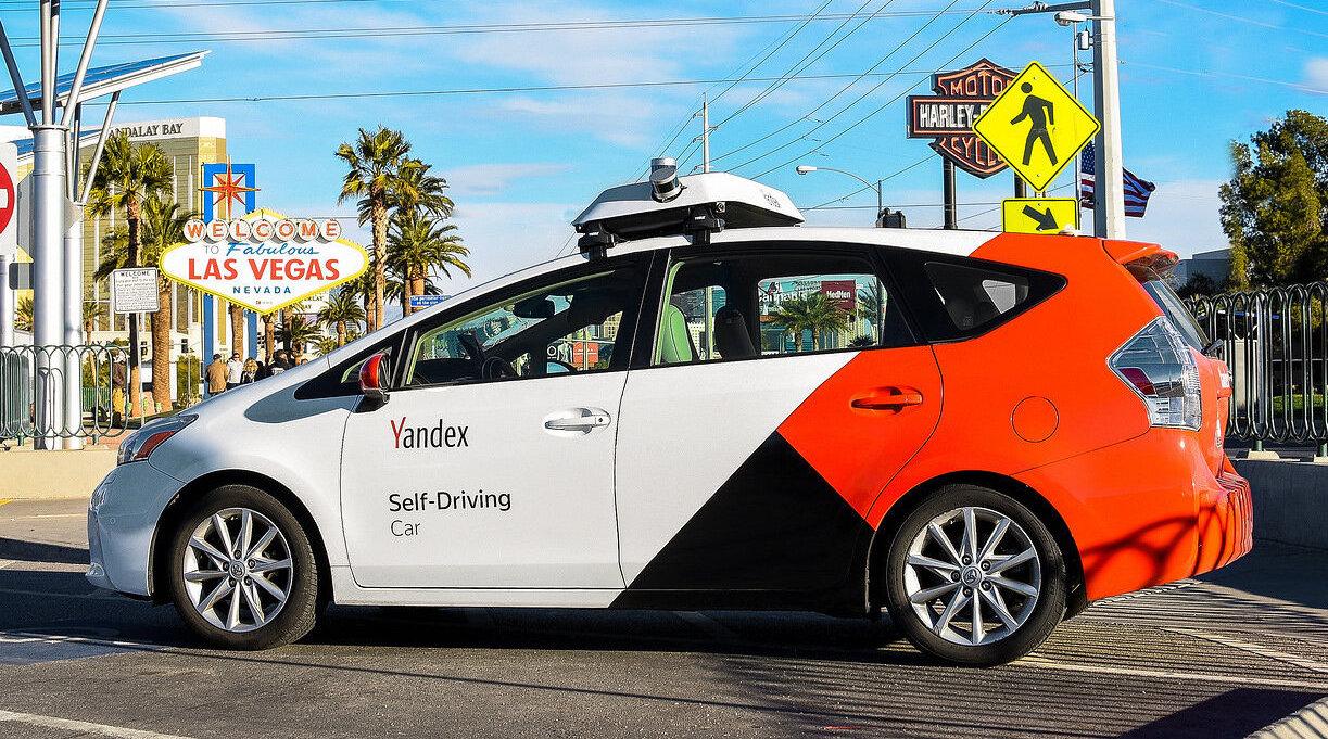 «Яндекс» начал тестирование беспилотных автомобилей в США