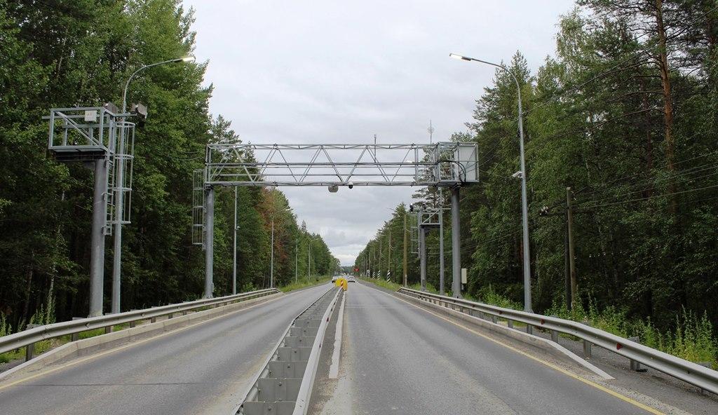 В Карелии заканчивают установку еще четырех АПВГК грузовиков