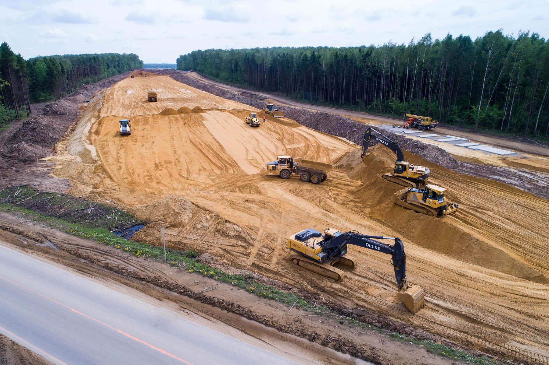 Смогут ли построить трассу «Москва-Казань» в 800 км за 4 года?