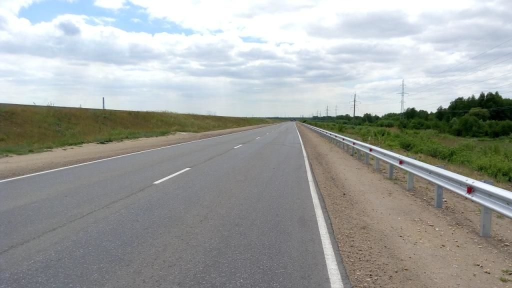 В Липецкой области открыли мост под Ельцом