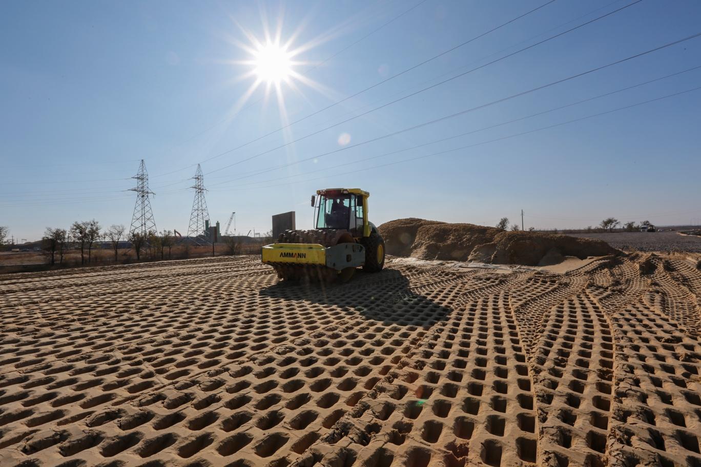 В Волгограде началось строительство обхода микрорайона Горьковский