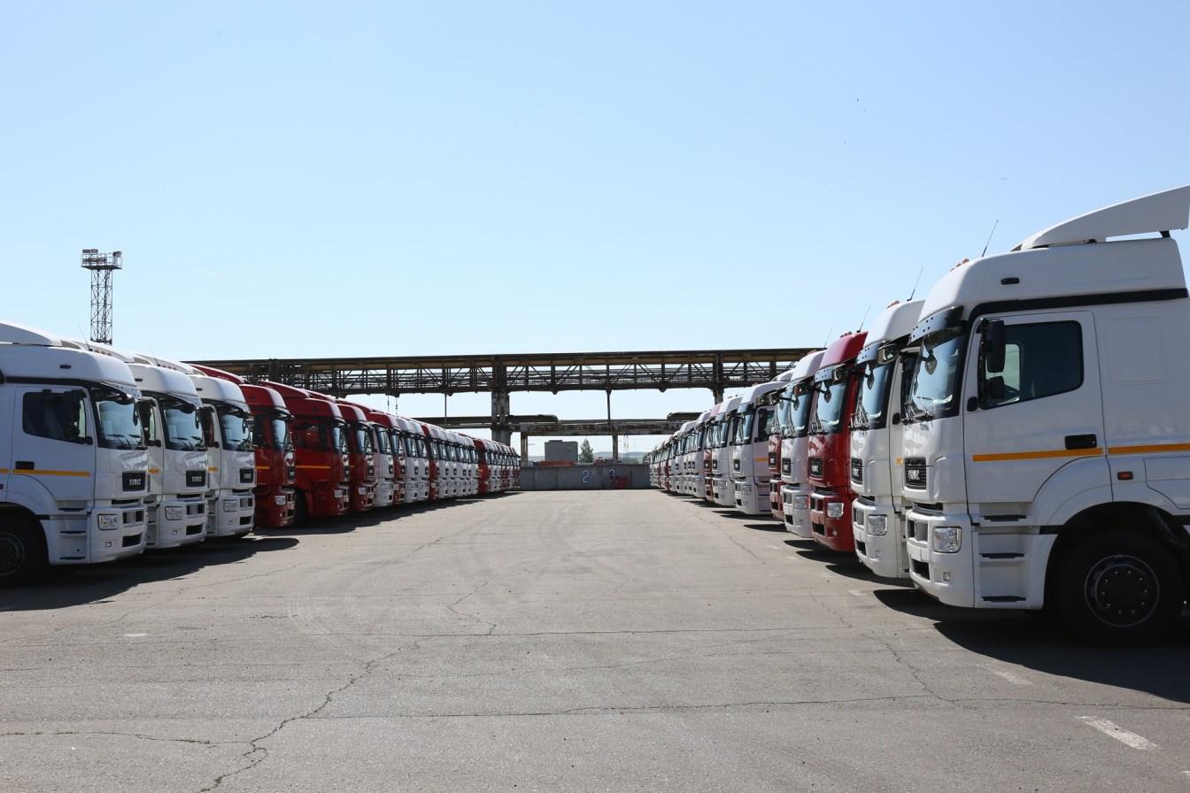 Транспортным компаниям могут частично компенсировать лизинговые платежи