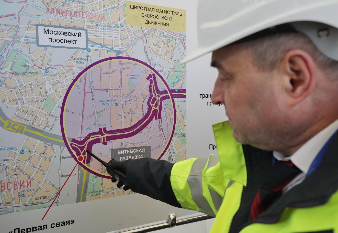 Правительство выделило 3,3 млрд. рублей на строительство дорог