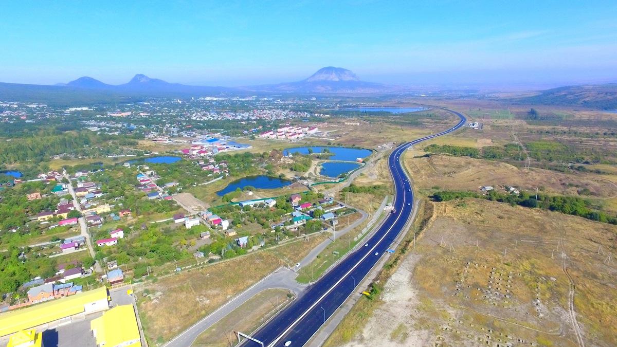 В Ставропольском крае создадут 23 зоны придорожного сервиса