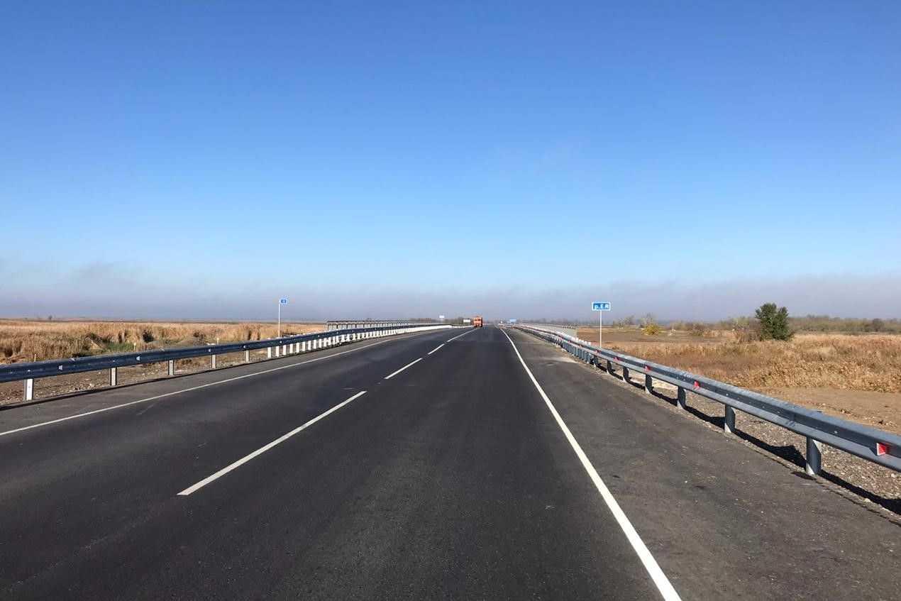 Дублер трассы М-4 «Дон» в Ростовской области отремонтируют в 2021 году