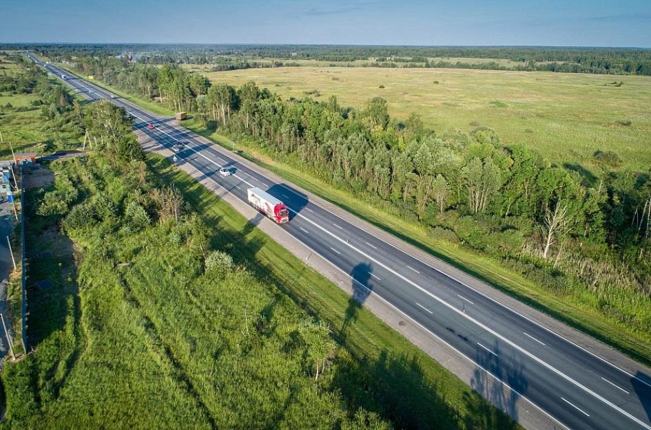 Участок трассы М-1 в Подмосковье реконструируют до конца 2021 года