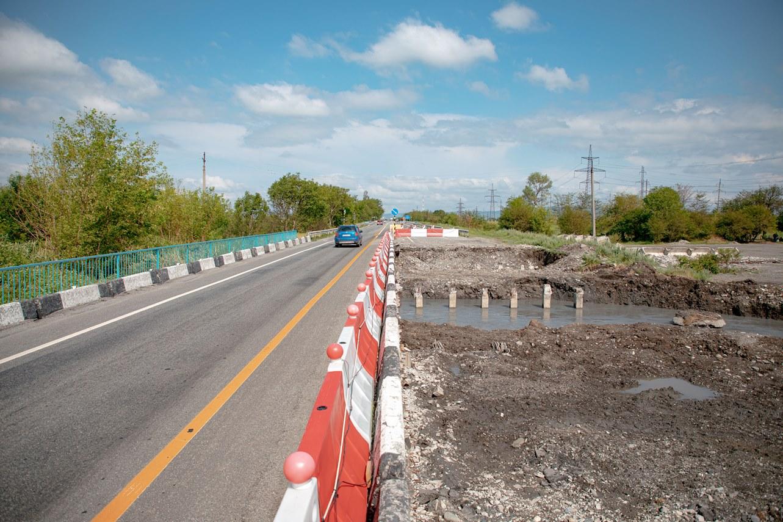 Трассу Р-217 на участке «Беслан-Чермен» расширят до четырех полос