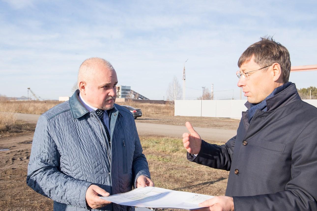 В Кемерово построят многофункциональный логистический центр