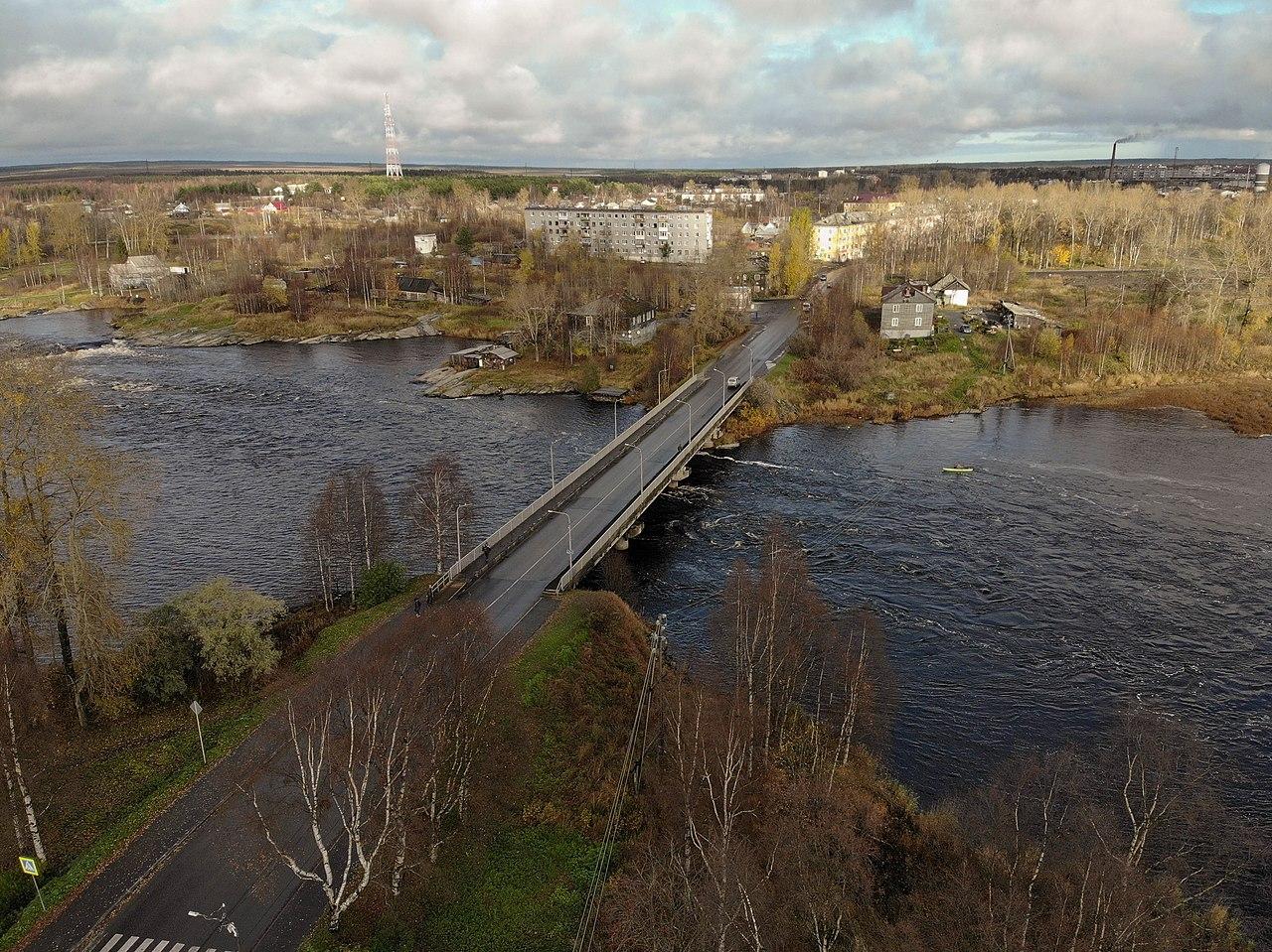 Подъезды к городам Беломорск и Кемь в Карелии стали частью трассы Р-21