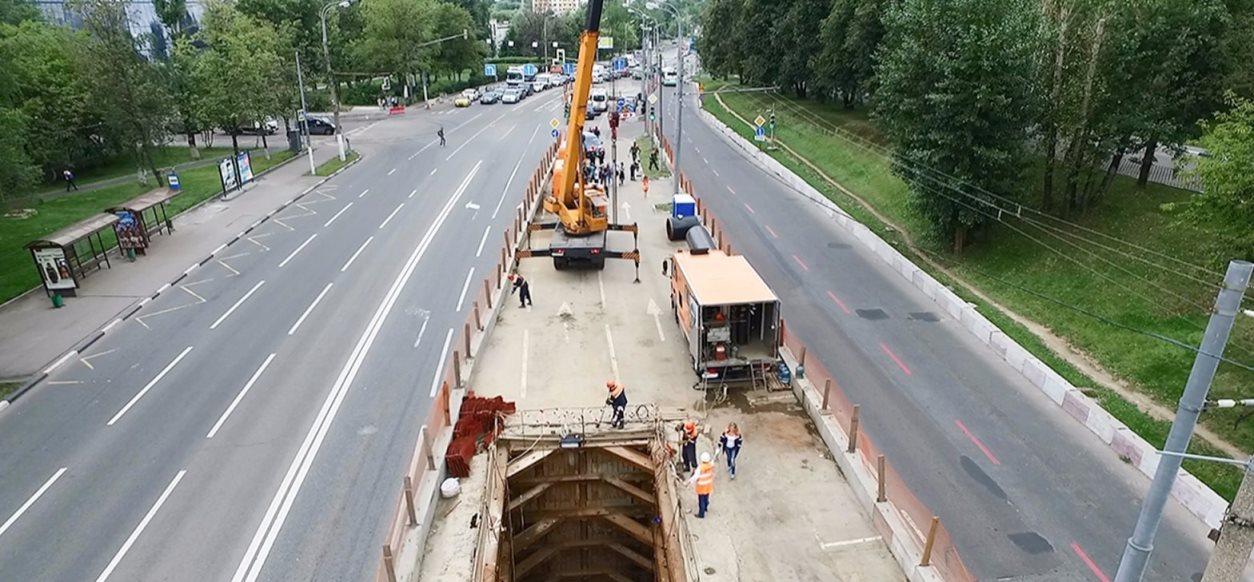 В развитие инфраструктуры вдоль ЦКАД инвестируют 250 млрд. рублей