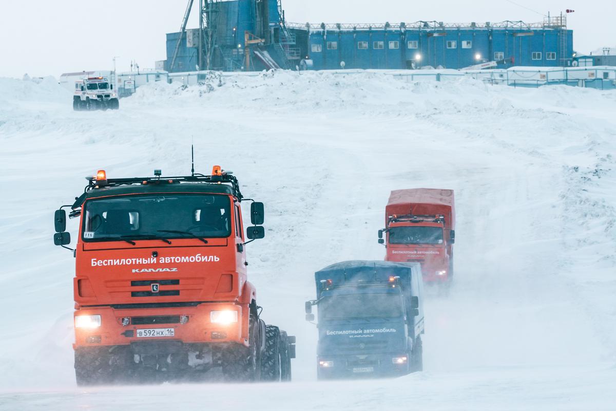 «Газпром» будет использовать беспилотники на месторождениях ХМАО