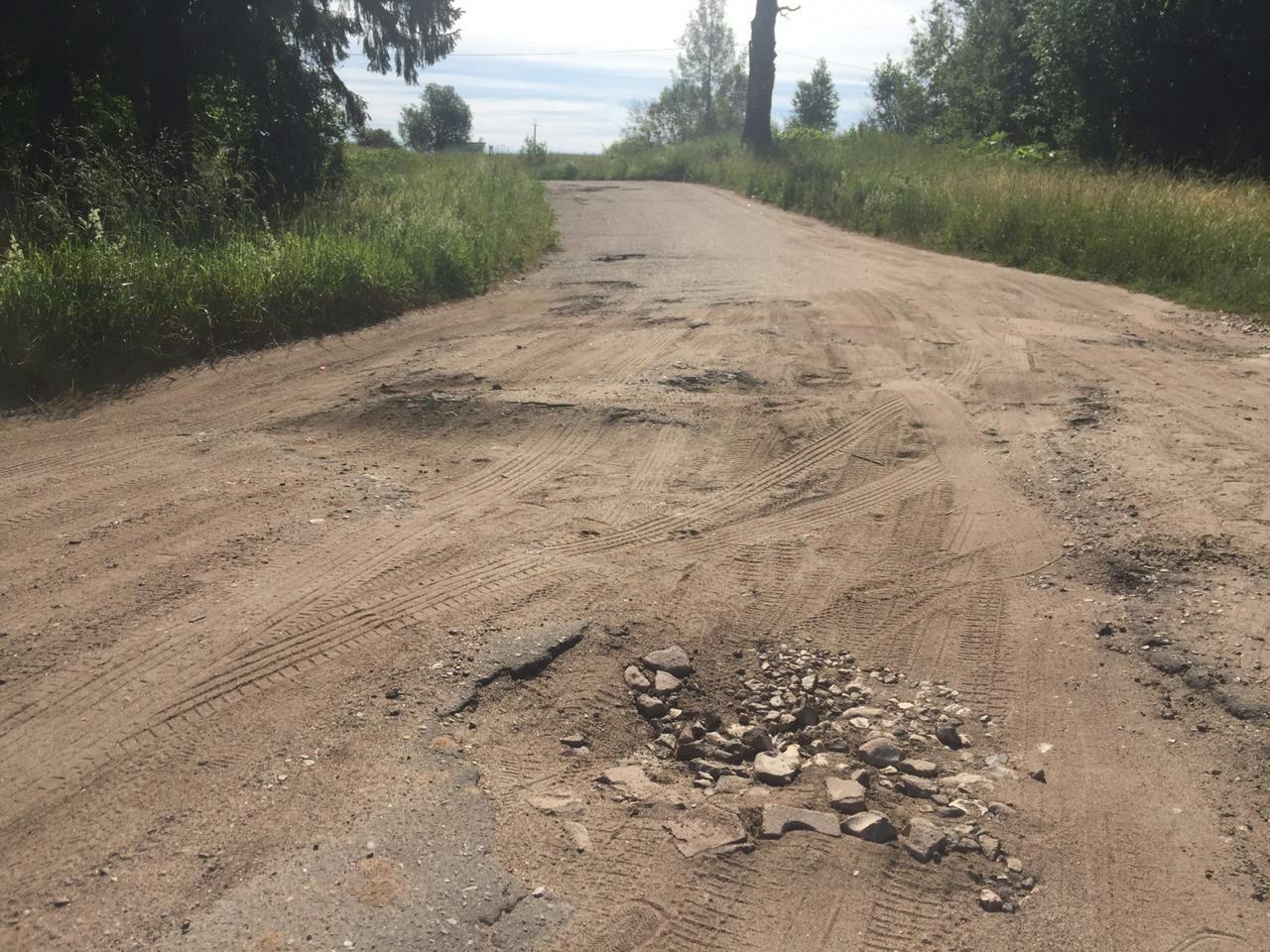 В Новгородской области к «просушке» дорог приступят с 13 апреля