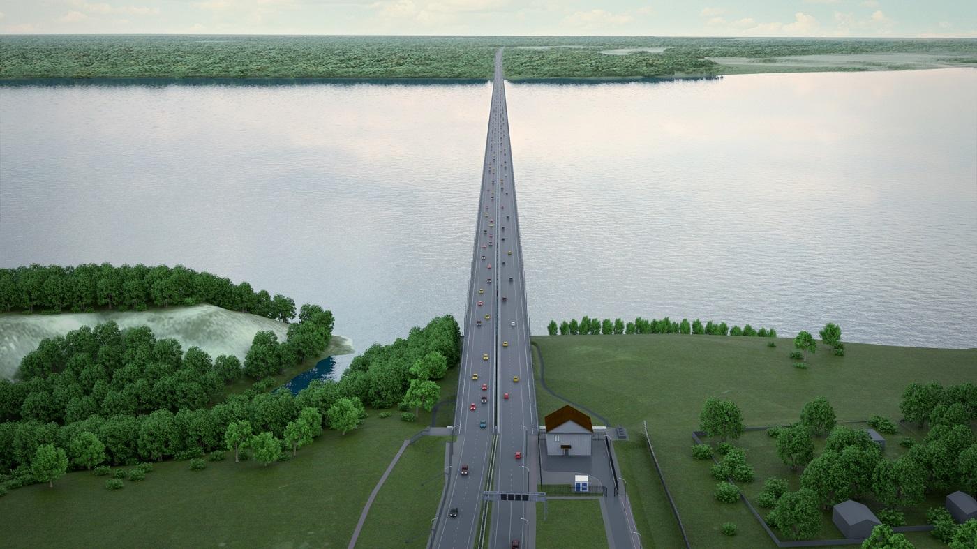 Дочка «Автодора» получила 25% в концессии строительства автомобильного обхода Тольятти