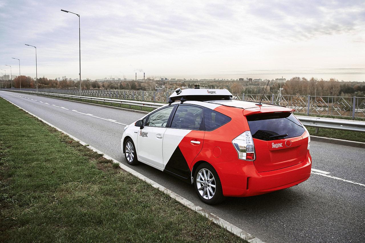 «Яндекс» вывел на дороги Москвы еще 30 беспилотных автомобилей