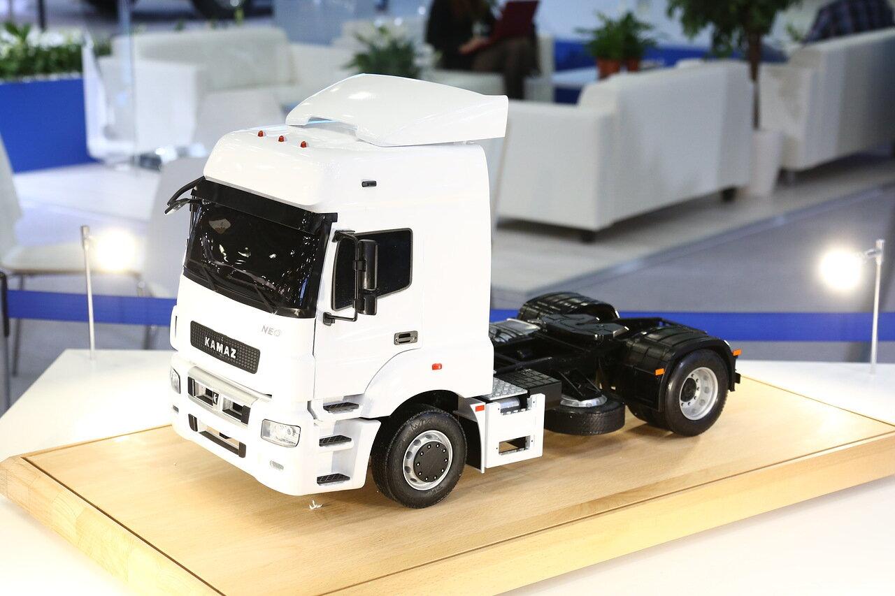 «КамАЗ» запустит производство грузовика «Компас» до конца 2023 года