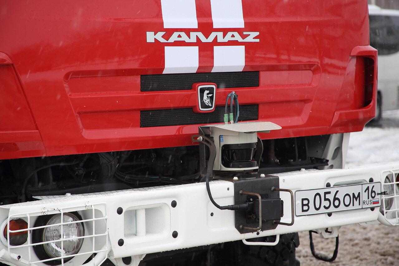 «КамАЗ» планирует запустить беспилотные перевозки к 2025 году