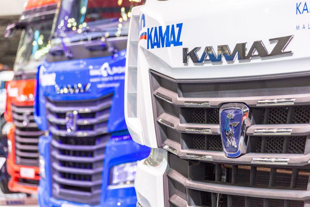 Стали известны подробности о новом малотоннажном грузовике «КамАЗ Компас»