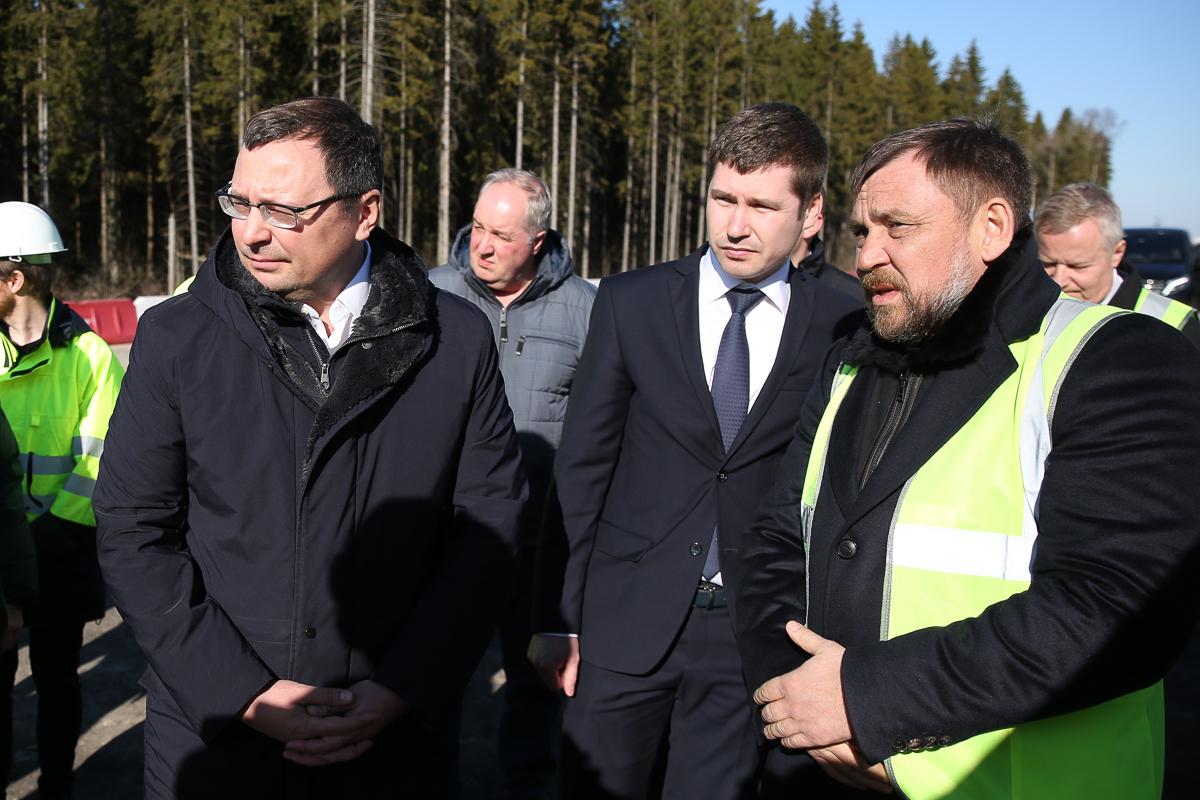 Объединены должности заместителя министра транспорта и главы Росавтодора
