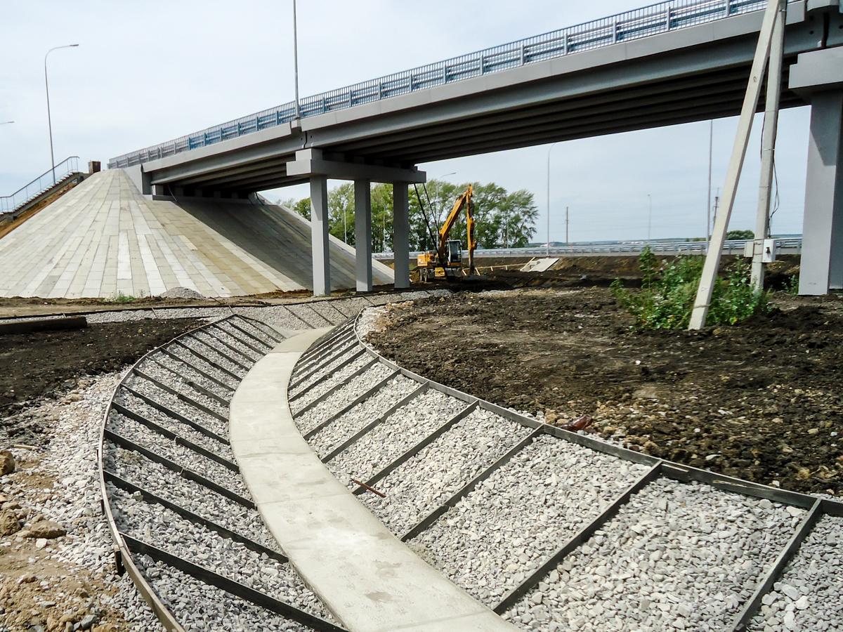 К концу года в Саранске должны возобновить движение на Северо-Восточном шоссе