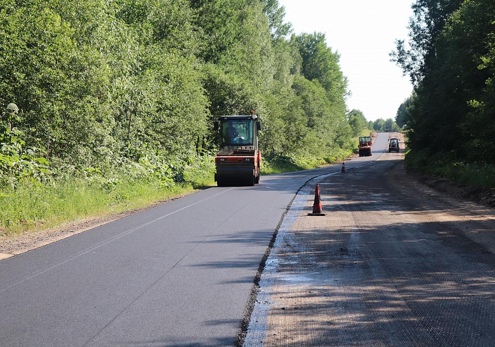 В Тверской области за 5 лет отремонтируют свыше 4,3 тыс. км дорог