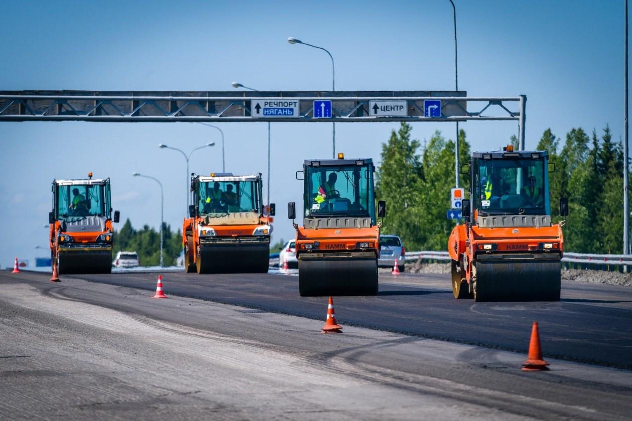 Регионам дополнительно выделят 100 млрд. рублей на ремонт дорог