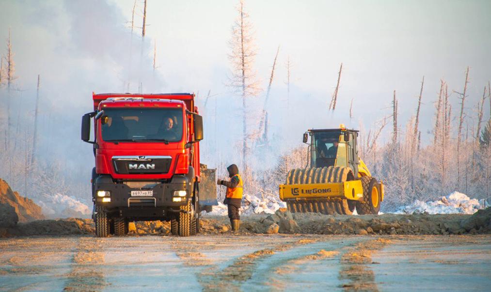 Сквозной проезд по трассе «Салехард-Надым» в ЯНАО откроют 9 декабря