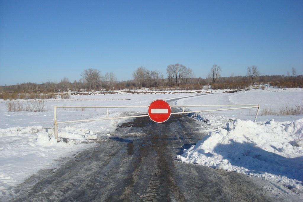 С 1 апреля в ХМАО закроют 11 ледовых переправ