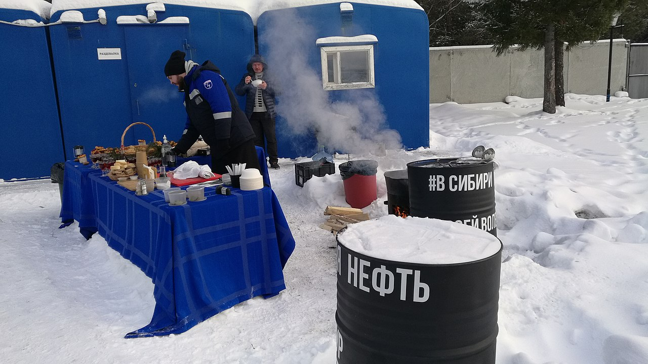 Самые низкие цены на бензин в России фиксируют в Сибири