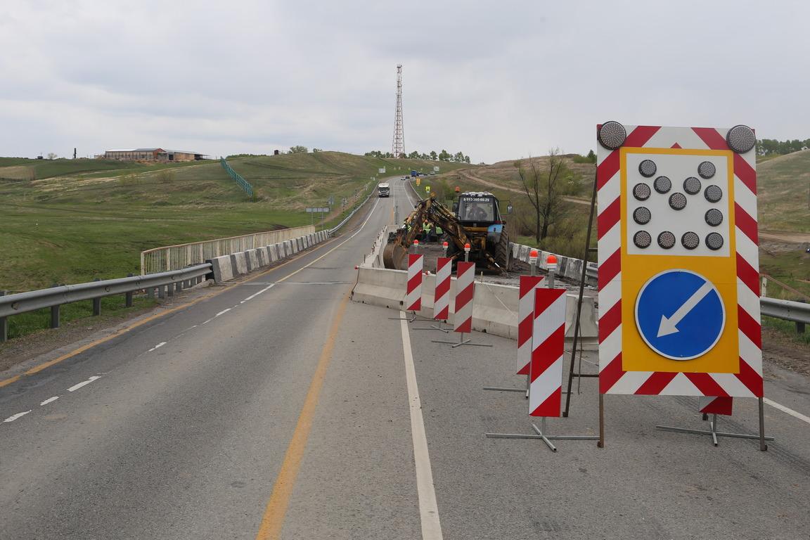 Более 400 км дорог отремонтируют в Алтайском крае в 2020 году