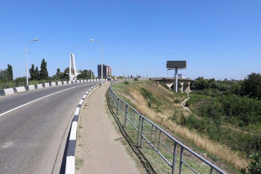 Новый мост между Краснодаром и Адыгеей сдадут досрочно