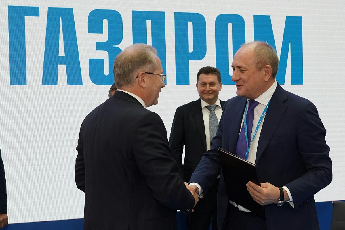 «Газпром» и Калининград будут развивать рынок газомоторного топлива