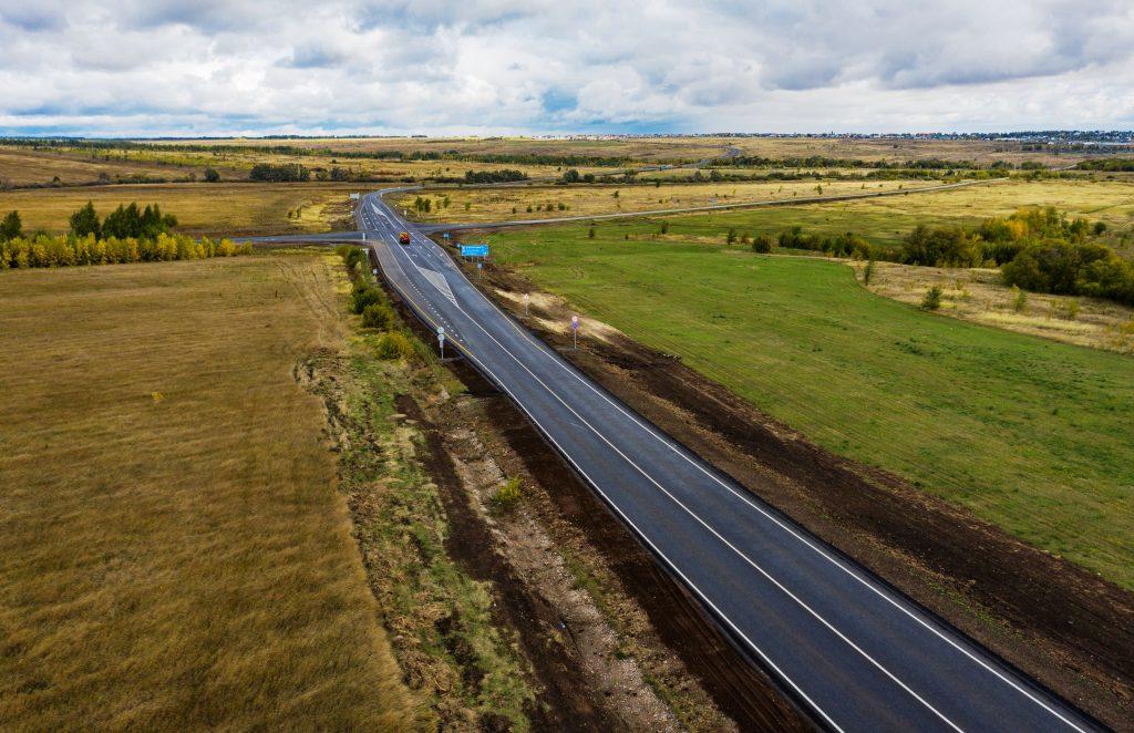 В Самарской области планируют провести «просушку» дорог в 2021 году