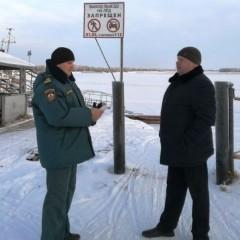 Все зимники и ледовые переправы в ХМАО откроют до 25 декабря