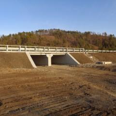В Забайкалье на трассе А-350 после капремонта открыли три моста