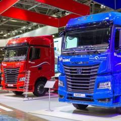В мае продажи новых грузовых автомобилей «просели» только на 13%