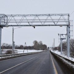 В Алтайском крае открыли два автоматических пункта весогабаритного контроля