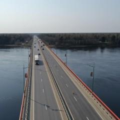 14 апреля на трассе Р-21 «Кола» снова разведут Ладожский мост