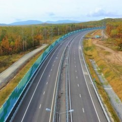 Строительство дороги в обход Хабаровска завершено