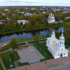 С 5 апреля большегрузам на месяц ограничат въезд в Вологду
